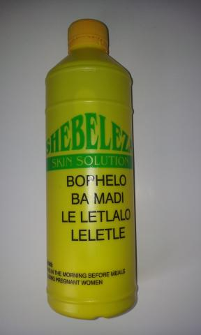Skin solutionbopheloba madile letlaloleletle